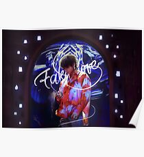 "BTS Tear ""Fake Love"" Taehyung Poster"