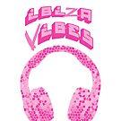 Pink Ibiza Vibes by Nonsense Tees & Tings