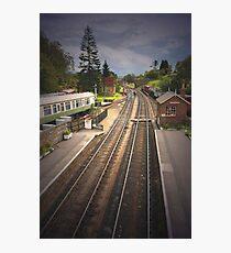 Goathland Station Photographic Print