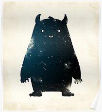 Mr. Cosmos (Color Version) Poster