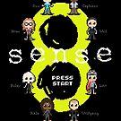 Sense8-bit by theoluk