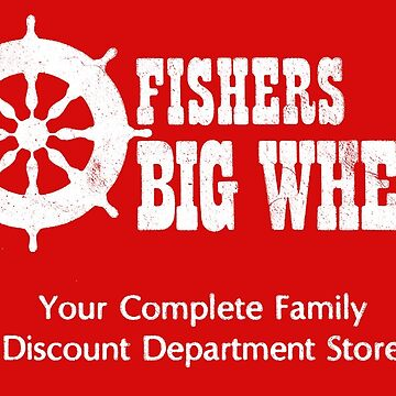 Fisher Big Wheel Department Store by turboglyde