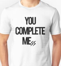 You Complete Me Luke Hemmings 5SOS Unisex T-Shirt