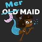 Mermaid Cartoon by Stephanie Perry