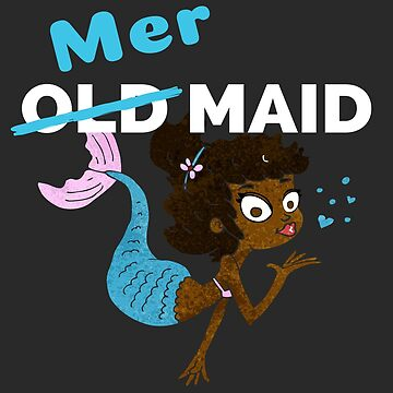 Mermaid Cartoon by Vaycarious