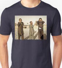 """Hear No Evil, See No Evil, Speak No Evil - Kandahar Afghanistan"" T-Shirt"