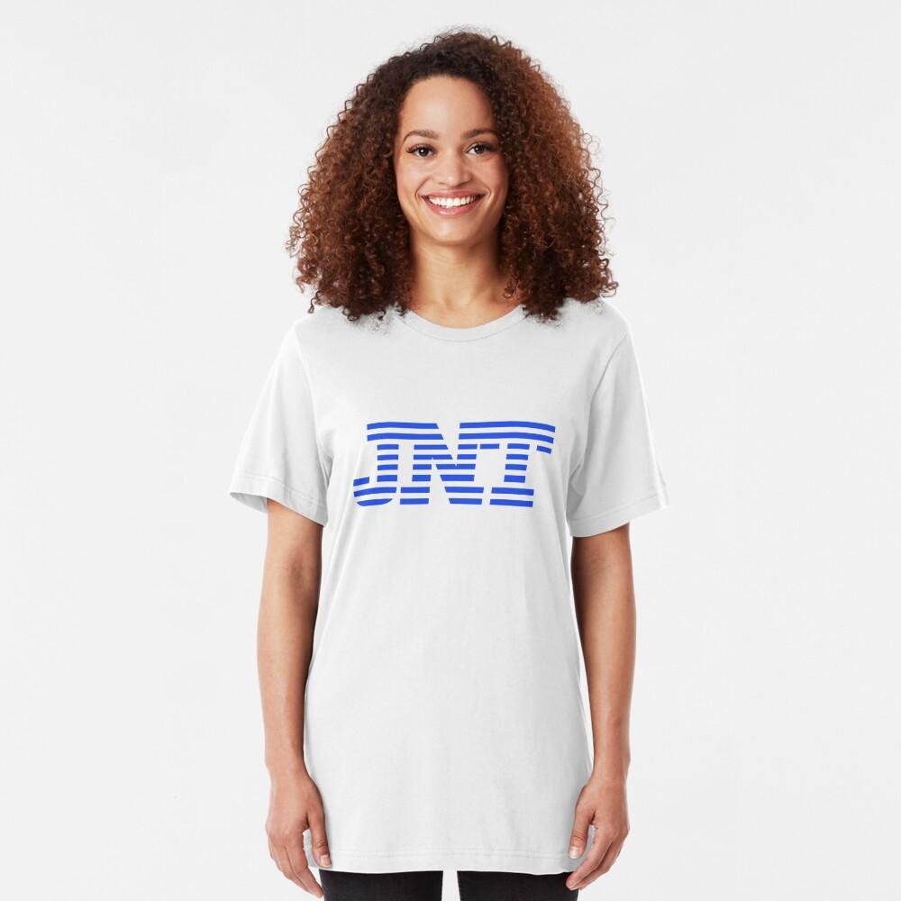 John Nathan-Turner Slim Fit T-Shirt