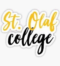St. Olaf Sticker
