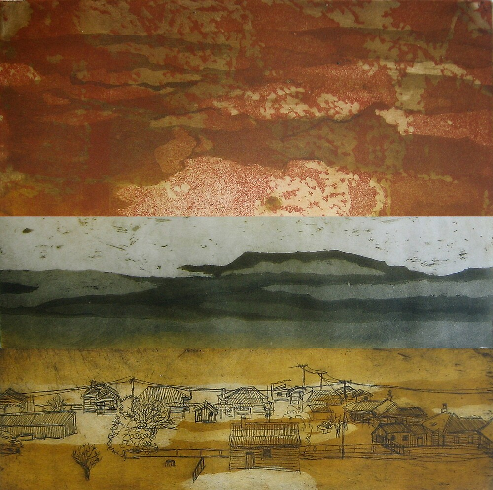 Strata (detail) by brettus