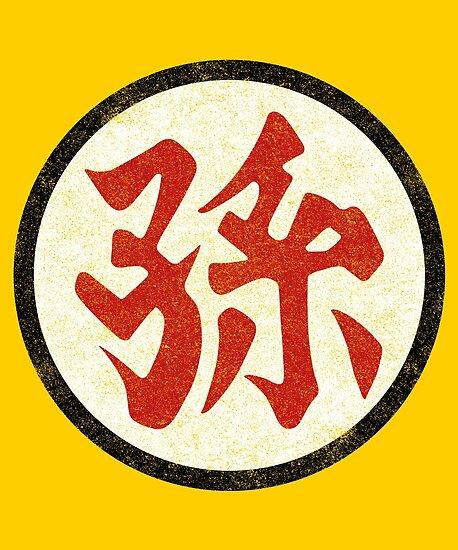 Young Gohan Kanji Goku Family Kanji Posters By Huckblade Redbubble