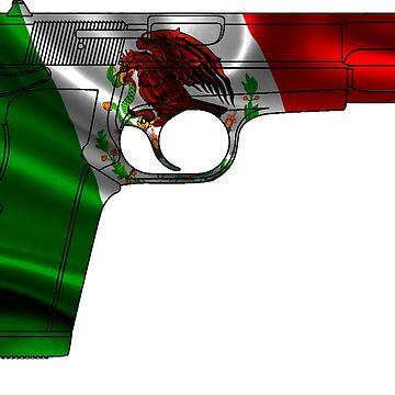 Mexican Handgun by cstronner