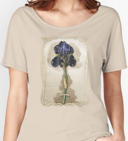 Night Iris Women's Relaxed Fit T-Shirt