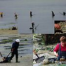 Gathering Shellfish by Anne-Marie Bokslag