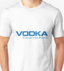 Camiseta unisex Vodka