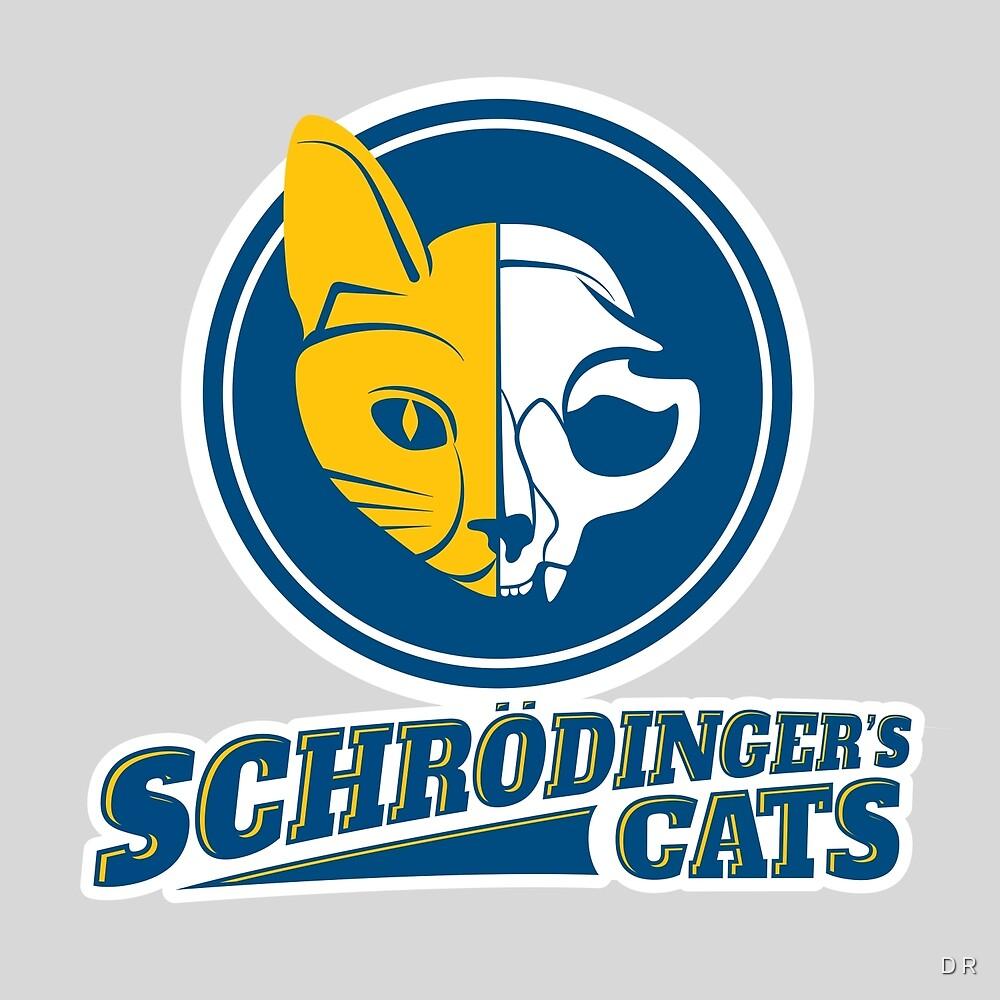 Schrödinger's Cats by Dragan Radujko