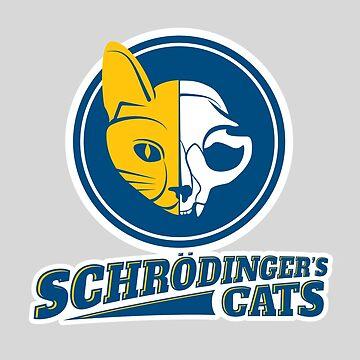 Schrödinger's Cats by candyguru