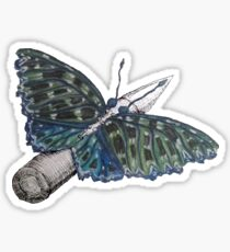 55bbd0e04ab4a4 Bullet With Butterfly Wings Drawing Gifts   Merchandise