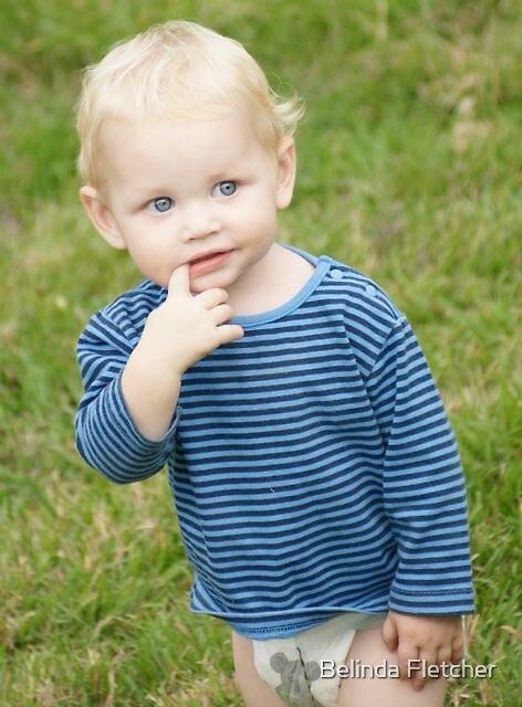 Precious Boy by Belinda Fletcher