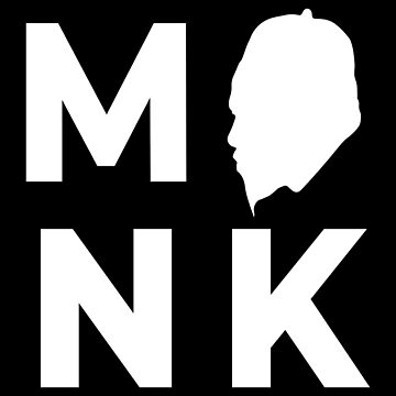 Thelonious Monk - Head by SQWEAR