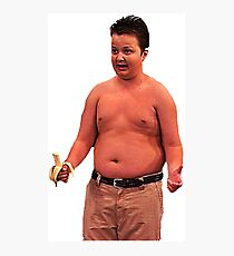 Gibby from iCarly Photographic Print
