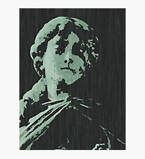 Cemetery Angel Photographic Print
