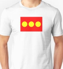 Flag of Freetown Christiania T-Shirt