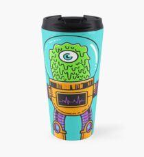 Slime Alien Travel Mug