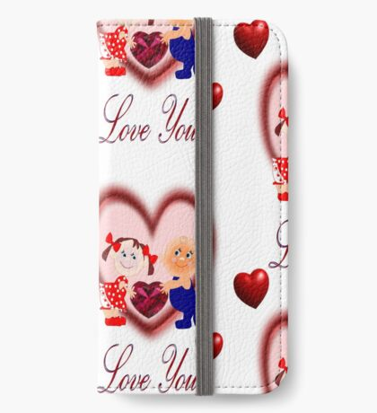 Love you ( 1210 Views) iPhone Wallet