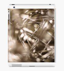 Metal Yarn Ball iPad Case/Skin