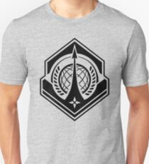 Halo | UNSC Navy Insignia Unisex T-Shirt