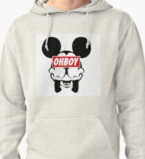 Mickey Pullover Hoodie