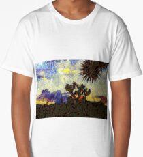 Desert shrubs Long T-Shirt