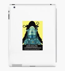 Verbotener Planet Robbie der Roboter iPad-Hülle & Klebefolie