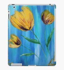 Tulips- Yellow iPad Case/Skin