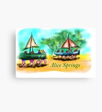 Alice Springs Canvas Print