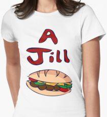 Resident Evil Remake - Jill Sandwich Women's Fitted T-Shirt