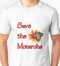 Save the Monarchs T-Shirt