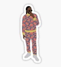 2 Chainz Trainingsanzug Sticker