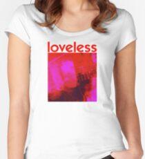 MBV Loveless Women's Fitted Scoop T-Shirt
