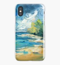 Coastal beauty iPhone Case