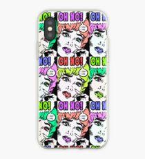 ACH NEIN! Ich kümmere mich nicht! VIBES iPhone-Hülle & Cover