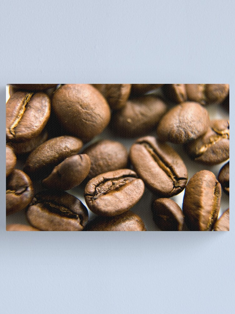 Alternate view of Wake up and smell the coffee Canvas Print