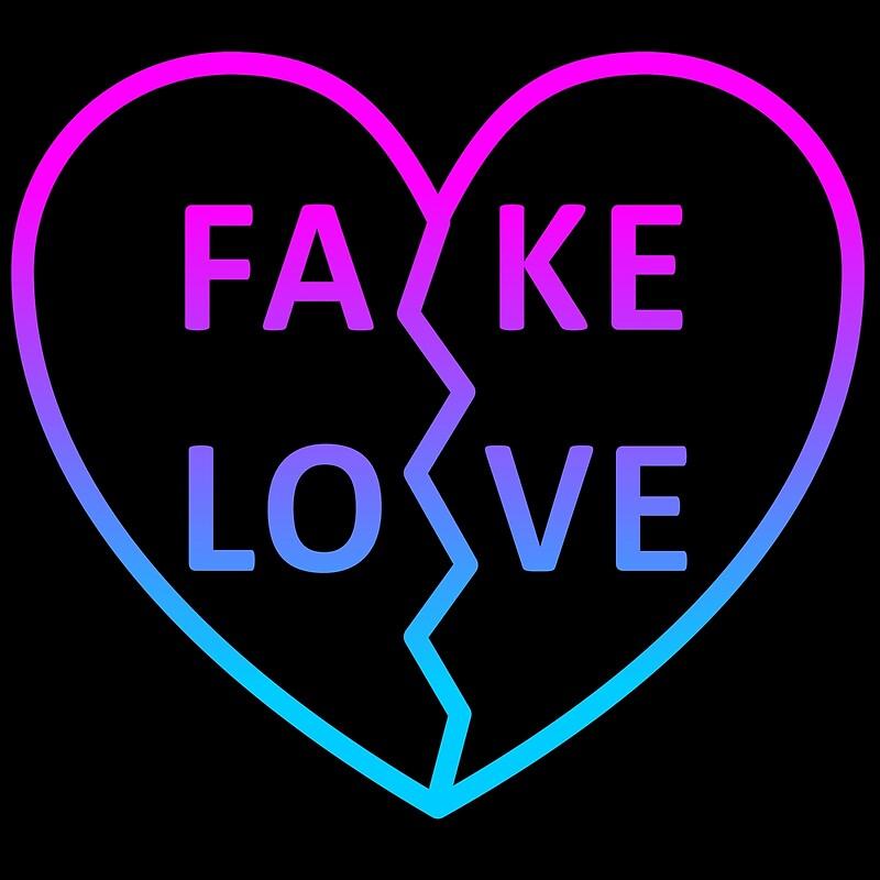 """""""BTS Fake Love"""" By Mistergoodiez"""