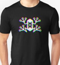 Memetic Warfare KEK Frog -RGB- Unisex T-Shirt
