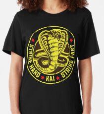 Cobra Kai - The Karate Kid  Slim Fit T-Shirt
