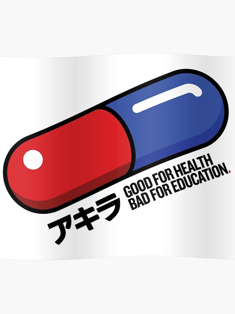 Capsule - Good For Health  Bad For Education | Poster