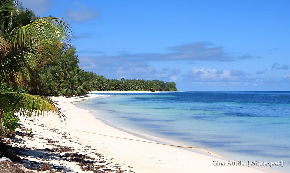 Paradise Found by Gina Ruttle  (Whalegeek)