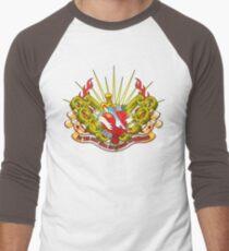 The Only Hell Mk II Men's Baseball ¾ T-Shirt