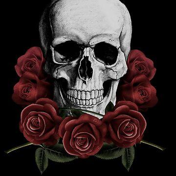 BOUQUET OF DEATH by PapaSquatch