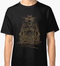 AudioHive - Natural Classic T-Shirt